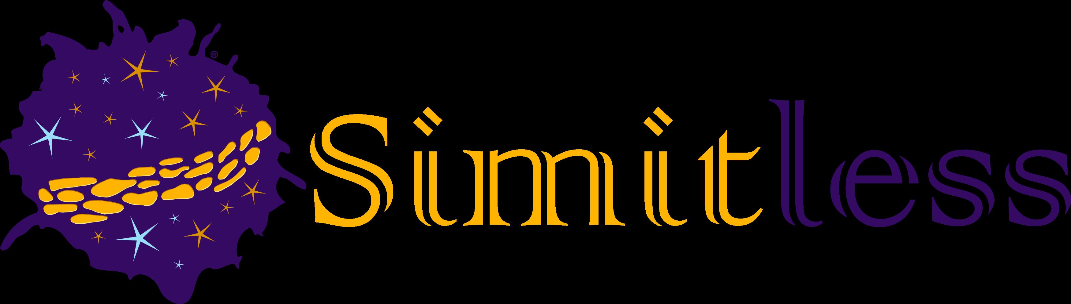 Simitless logo horizontal with name