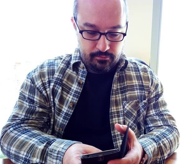 François, Founder of Simitless, Working on mobile